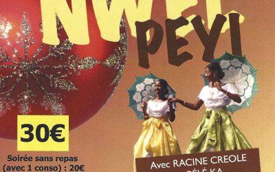 19 décembre 2015 – Noël Péyi