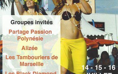 Du 14 au 16 juillet 2017 – Festival Antillais à Marseille