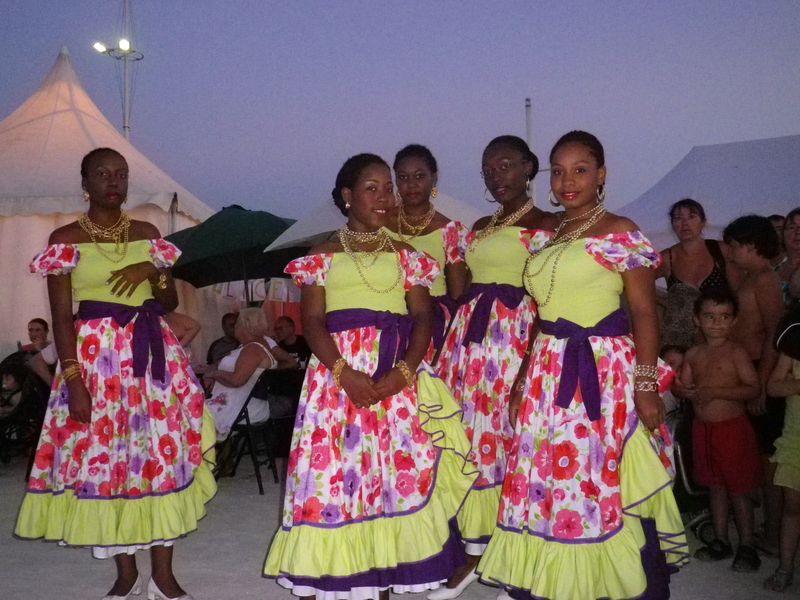 Du 26 au 28 juillet 2013 – Caraïb Plage