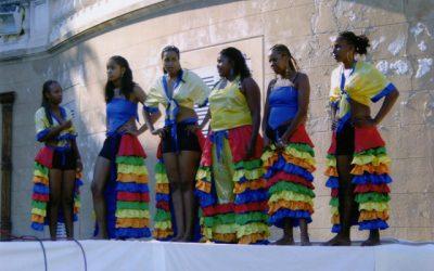 14 et 15 juillet 2007 – Festival Antillais