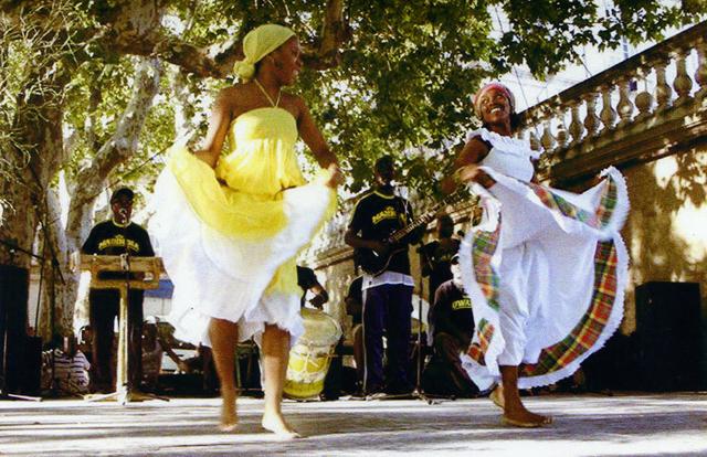 17 et 18 juillet 2010 – Festival Antillais