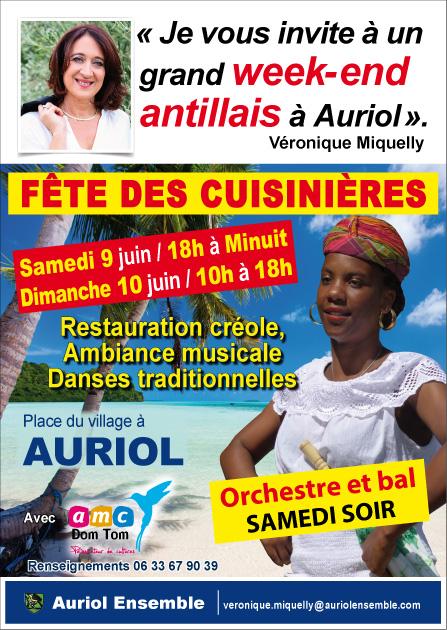 9 et 10 juin 2018 Fête des Cuisinières